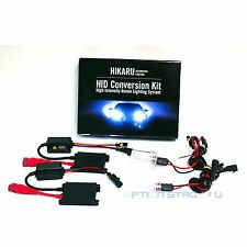 Mercedes Benz Low Beam H7 8000K 35W Light Blue HIKARU Ultra Slim Xenon HID Kit