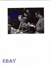 Director Leslie Howard The Gentle Sex VINTAGE Photo candid on set