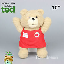 NEW Ted Bear Plush Toys Soft Stuffed Doll Teddy Bears Kids Gift 25cm Brinquedos
