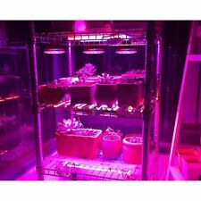 Full Spectrum LED Grow Light E27 7LEDs Plant Veg Flower Hydroponic Bulb Lamp MB7