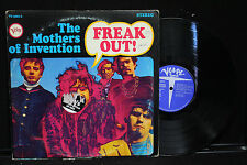 The Mothers of Invention - Freak Out! (V6-5005-2 STEREO Vinyl Record)