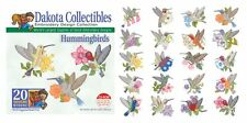 Dakota Collectibles Embroidery Machine Design CD-Humming Birds 970191