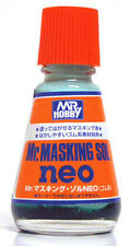 Mr Hobby Masking Sol NEO 25ml M132 Gunze GSI Creos Paint Supply Tool Jar Liquid