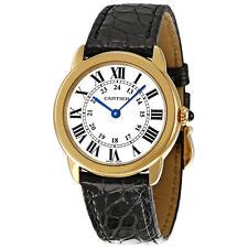 Cartier Ronde Solo de Cartier Small Ladies Watch W6700355