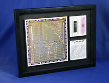 """NS SC/MP Microprocessor- The """"Scamp"""" Family (ISP-8A/600N,Artwork,ChipScapes)"""