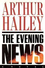 The Evening News by Arthur Hailey Hard Cover