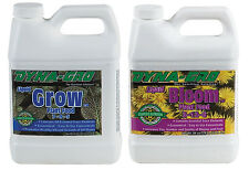 Dyna Gro Liquid Grow & Bloom Fertilizers 32oz - Hydroponics & Soil