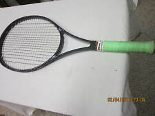 Prince CTS Precision 110 tennis racquets 2 nice with strings
