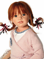 """ANNIKA"" - EXQUISITE COLLECTORS DOLL BY HILDEGARD GUNZEL- 32""- NEW-IN STOCK NOW"