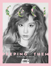 CECI TAEYEON GIRLS' GENERATION TWICE KOREA MAGAZINE 2016 SEP SEPTEMBER NEW