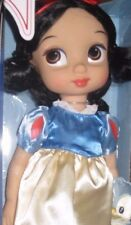 "DISNEY ANIMATORS  DESIGNER PRINCESS TODDLER  ""SNOW WHITE"" COLLECTOR DOLL"