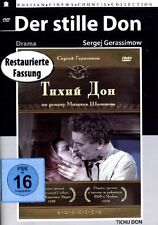 DVD DER STILLE DON TIHIJ DON ТИХИЙ ДОН russische Filme in Deutsch