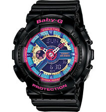 Casio Women's Baby-G Small-Size Ana-Digital Watch BA112-1A
