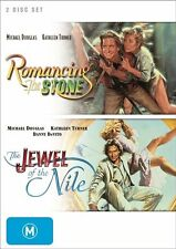 Romancing the Stone / Jewel of the Nile (Gifting Range) DVD R4 NEW