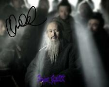 Yun-Fat Chow Confucius SIGNED AUTOGRAPHED 10X8 REPRO PHOTO PRINT