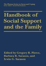 Handbook of Social Support and the Family (Springer Series on Stress a-ExLibrary