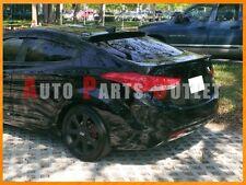 11-14 Hyundai Elantra MD Sedan OE-Type Trunk Lip + Roof Spoiler - Select Color