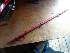 VARIO FOXY TAIL BOOM ASSEMBLY HAS BEEN ASSEMBLED BUT UNUSED