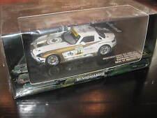 1:43 Mercedes Benz SLS AMG GT3 ADAC Masters 437110392 L.E. MINICHAMPS OVP NEU