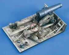 Verlinden 54mm 10 Inch Confederate Heavy Seacoast Howitzer (Model of 1842) 2097