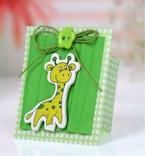 50 Gastgeschenke Gastgeschenk Taufe Kindergeburtstag Hochzeit Geschenkbox grün