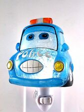 Police Officer Funny Car Nightlights,Night Lights