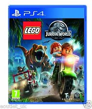 LEGO Jurassic World for Playstation 4 PS4 NEW SEALED