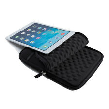 Black Sleeve Pouch Case for iPad Mini 4 / Samsung Galaxy Tab A / Tab S2 Nook 8.0