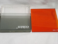 Cokin  A series 002 coef +1 ORANGE filter with plastic case #0912