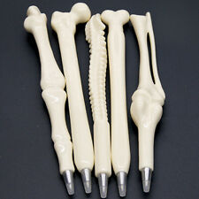 New Creative Ball Point Pen Lifelike Bone Nurse Doctor Student Stationery Gift