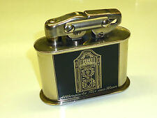 KW (KARL WIEDEN) TABLE LIGHTER - BOTH SIDES LAQUER - FEUERZEUG - 1930 - GERMANY