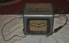 Vintage 1950S Motorola 501A Car Truck Jeep Radio Speaker Parts Case Old Rat Rod
