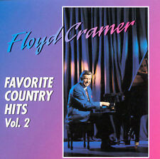 FLOYD CRAMER - Favorite Country Hits, Vol. 2 CD ** Like New / Mint RARE **