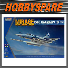 KINETIC MIRAGE 2000C MULTI-ROLE COMBAT FIGHTER K48042 1/48 SCALE MODEL KIT (NEW)