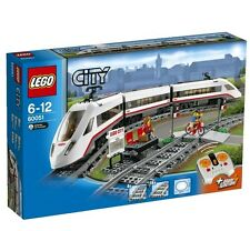 LEGO City High-speed Passenger Train 60051 BRAND NEW, SAME DAY DISPATCH