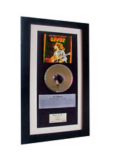 BOB MARLEY Live CLASSIC CD Album GALLERY QUALITY FRAMED+EXPRESS GLOBAL SHIPPING