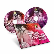 ZUMBA Fitness Rhythm Revolution 2 CD Collection Set MUSIC SOUNDTRACK ~Spicy Mix~