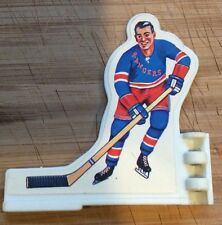 Vintage Coleco Table Hockey Player- New York Rangers