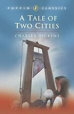 Puffin Classics: A Tale of Two Cities by Charles Dickens (1996, Paperback,...
