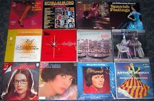 HOLIDAY GIFT LIKE NO OTHER! 300+ VINYL RECORDS COLLECTION INTL STARS & CLASSICAL