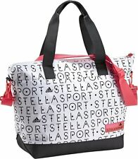 Adidas by Stella McCartney Stellasport Tote Bag Beachbag White/Carbon AA8687