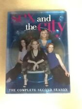 Sex and the City: The Complete Second Season (DVD, 2008)