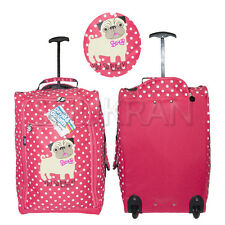 David & Goliath You So Pugly Hand Luggage Cabin approved Lightweight trolley Bag