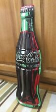 Coca-Cola Bottle Drink Ice Cold Bottle Cap Vintage Style Coke Soda Wall Decor