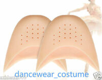 New Professional Silicone Gel Toe Pads Protectors For Ballet Dance Pointe Shoe