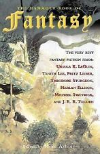 The Mammoth Book of Fantasy-ExLibrary