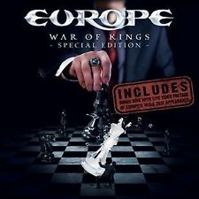 Europe - War of Kings - Special Edition CD + Blu-ray