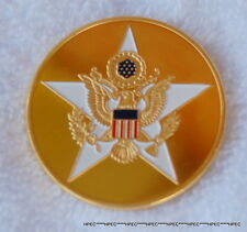 US ARMY GENERAL STAFF Challenge Coin RANGERS SPECOPS DELTA INFANTRY OFFICER