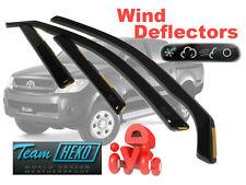 Toyota Hilux 2005-ON  Wind Deflectors 4.pcs HEKO (29377)