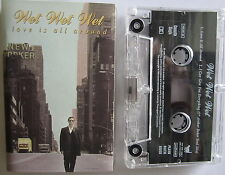 WET WET WET LOVE IS ALL AROUND UK CASSINGLE TAPE